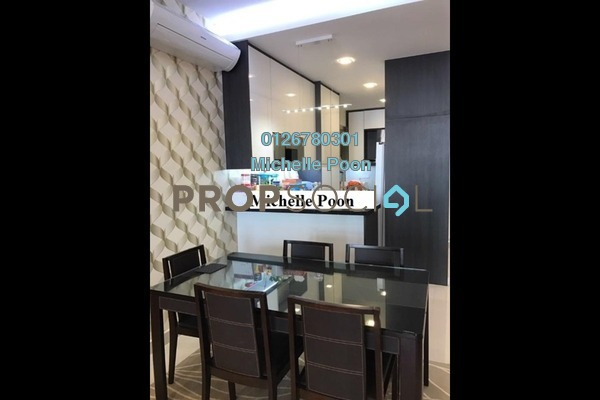 For Rent Condominium at Le Yuan Residence, Kuchai Lama Freehold Fully Furnished 4R/3B 3.5k