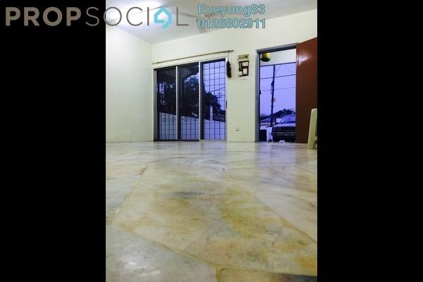 For Rent Terrace at Jinjang Selatan, Jinjang Leasehold Unfurnished 4R/3B 1.3k