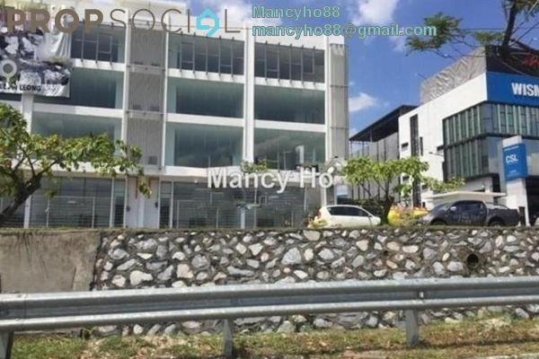For Rent Factory at Temasya Industrial Park, Temasya Glenmarie Freehold Unfurnished 0R/0B 26k