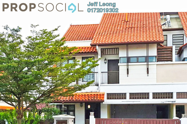 For Sale Semi-Detached at Tinta, Alam Impian Freehold Fully Furnished 6R/6B 1.5m