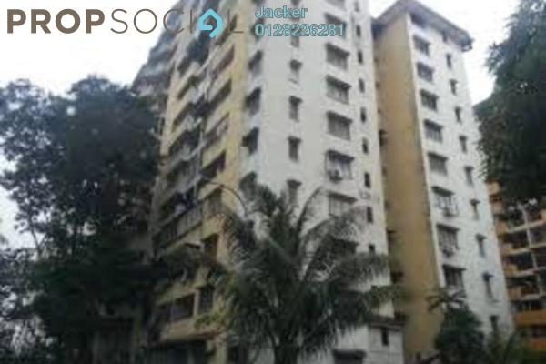 For Rent Apartment at Miharaja Apartment, Cheras Freehold Unfurnished 3R/2B 1k