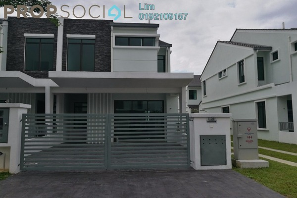 For Sale Terrace at Ceria Residences, Cyberjaya Freehold Unfurnished 5R/5B 1.05m