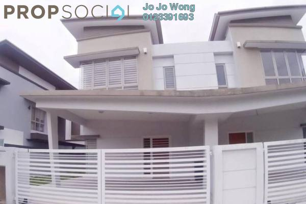For Sale Semi-Detached at Sunway Alam Suria, Shah Alam Leasehold Unfurnished 3R/3B 870k