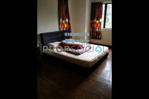 For Rent Condominium at Cyber Heights Villa, Cyberjaya Freehold Fully Furnished 3R/2B 1.9k