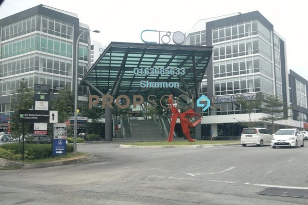 For Sale Shop at C180, Cheras South Freehold Fully Furnished 0R/0B 2.85m