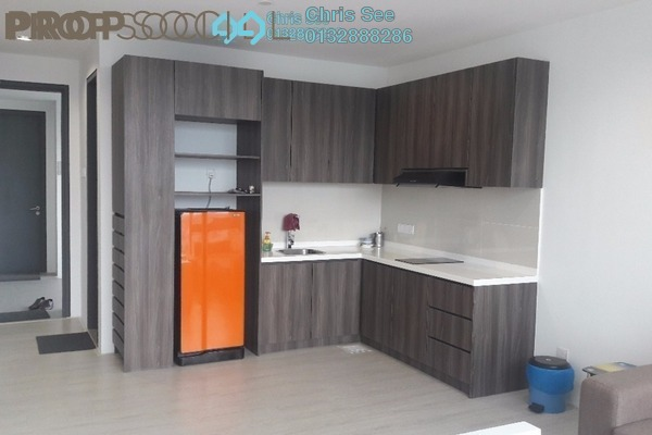 For Rent Condominium at One City, UEP Subang Jaya Freehold Fully Furnished 2R/2B 2k