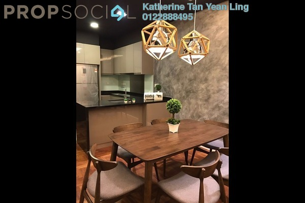 For Rent Condominium at Residency V, Old Klang Road Freehold Semi Furnished 2R/2B 2.4k