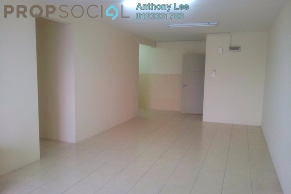 For Rent Condominium at Platinum Lake PV13, Setapak Leasehold Semi Furnished 4R/2B 2k