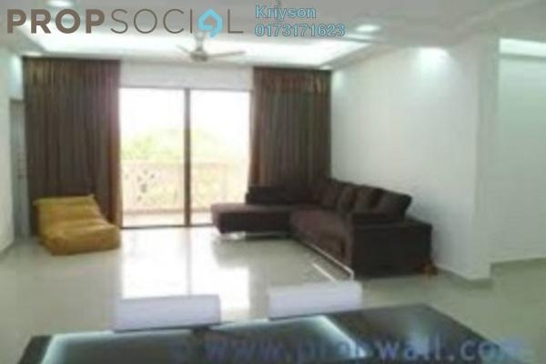 For Sale Condominium at Tivoli Villas, Bangsar Freehold Fully Furnished 3R/2B 950k