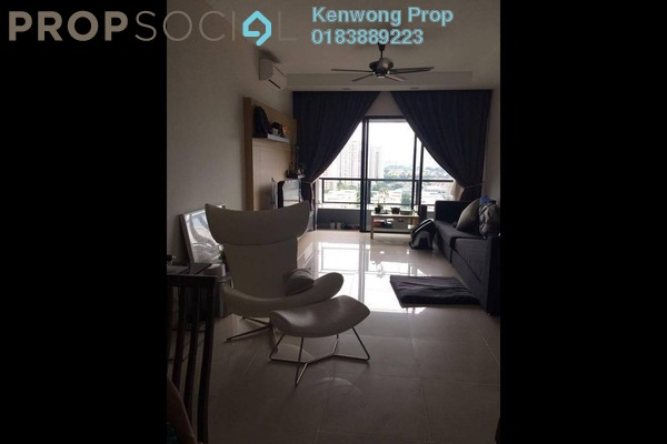 For Rent Condominium at G Residence, Desa Pandan Leasehold Fully Furnished 3R/2B 3k