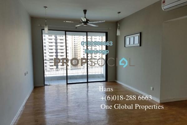 For Rent Condominium at Opal Damansara, Sunway Damansara Leasehold Semi Furnished 3R/2B 1.9k