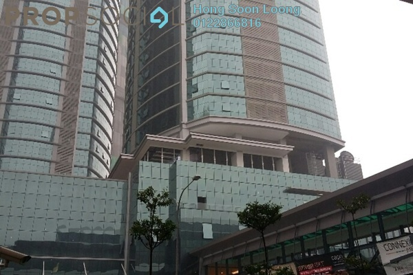 For Rent Office at The Vertical, Bangsar South Leasehold Unfurnished 0R/2B 18.2k