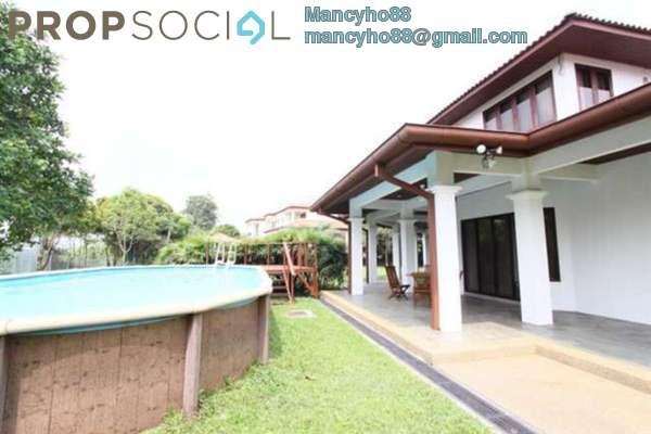 For Rent Bungalow at Puteri Palma 2 @ IOI Resort City, Putrajaya Freehold Semi Furnished 6R/6B 9k