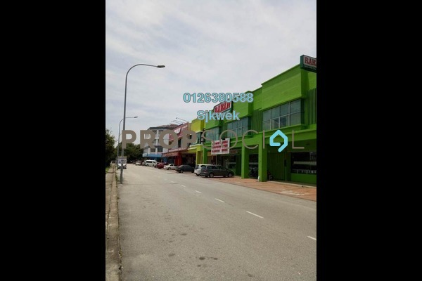 For Rent Shop at Bukit Sentosa 1, Bukit Beruntung Freehold Unfurnished 0R/0B 5k