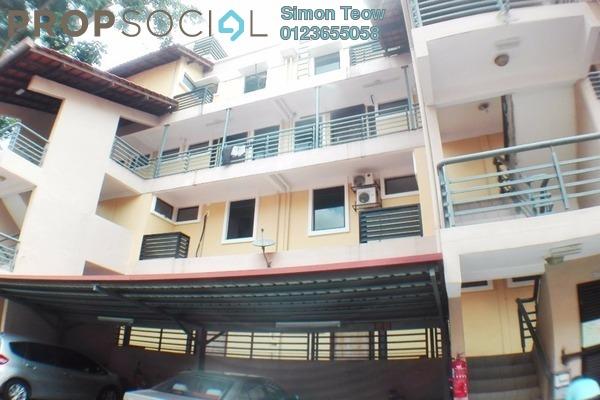 For Rent Townhouse at Cyberia SmartHomes, Cyberjaya Freehold Semi Furnished 4R/3B 1.6k