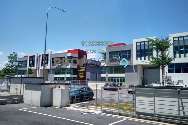 For Sale Factory at Tiara Sentral, Nilai Impian Freehold Semi Furnished 1R/1B 1.9m