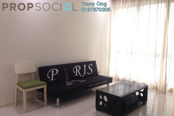 For Rent Condominium at Impiana Residences, Iskandar Puteri (Nusajaya) Freehold Fully Furnished 1R/1B 1.35k