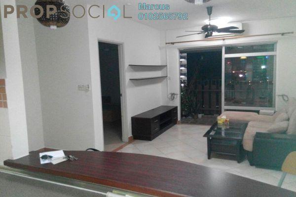 For Rent Condominium at Perdana Exclusive, Damansara Perdana Leasehold Fully Furnished 2R/1B 1.8k