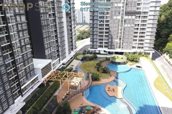 For Sale Condominium at Damansara Foresta, Bandar Sri Damansara Freehold Unfurnished 4R/3B 700k