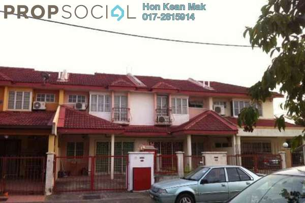 For Sale Terrace at PU8, Bandar Puchong Utama Freehold Unfurnished 4R/3B 509k