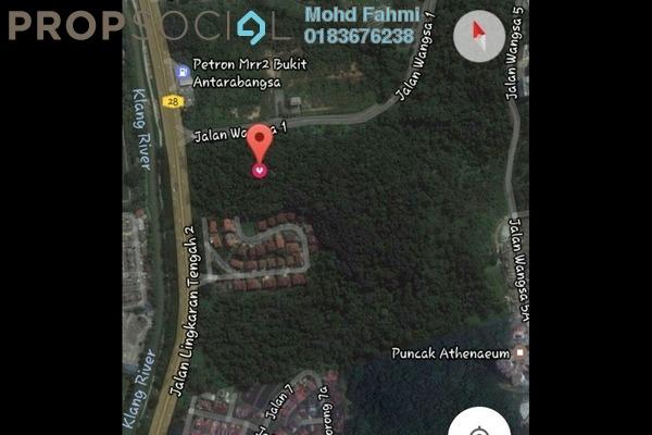 For Sale Land at Taman Wangsa Ukay, Ukay Freehold Unfurnished 0R/0B 151m