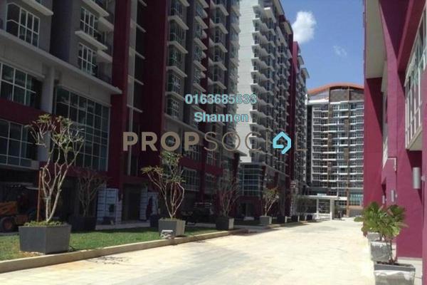 For Sale Condominium at Pacific Place, Ara Damansara Leasehold Semi Furnished 1R/1B 430k