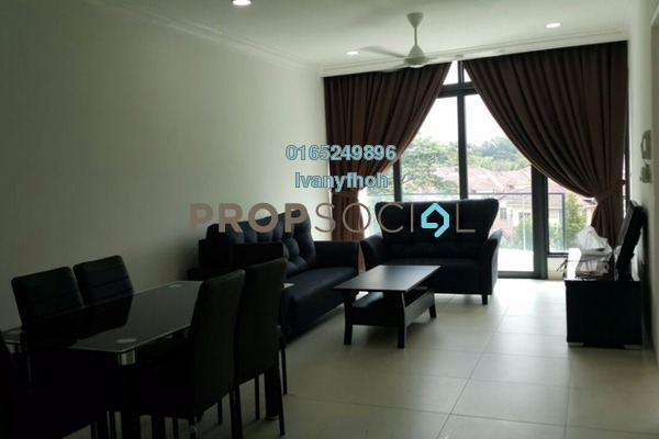 For Rent Condominium at AraGreens Residences, Ara Damansara Freehold Fully Furnished 2R/0B 2.2k
