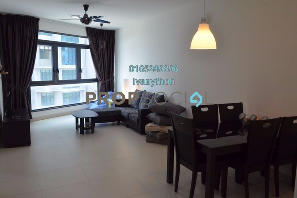 For Rent Condominium at AraGreens Residences, Ara Damansara Freehold Fully Furnished 2R/1B 2.2k
