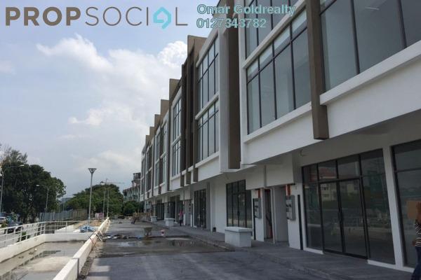 For Rent Shop at Taman Nirwana, Ampang Leasehold Unfurnished 0R/1B 2.5k