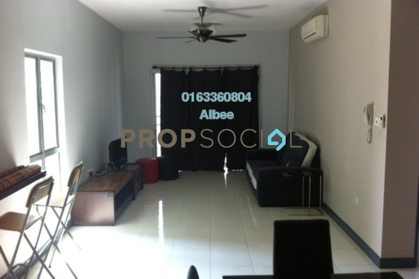 For Rent Condominium at Metropolitan Square, Damansara Perdana Leasehold Fully Furnished 3R/2B 2.15k