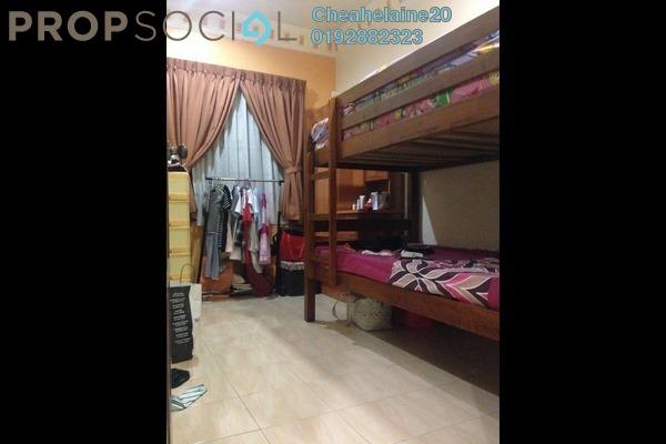 For Sale Terrace at Taman Sri Gombak, Batu Caves Freehold Semi Furnished 4R/2B 950k