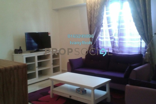 For Rent Condominium at Avenue D'Vogue, Petaling Jaya Leasehold Fully Furnished 2R/1B 2.5k