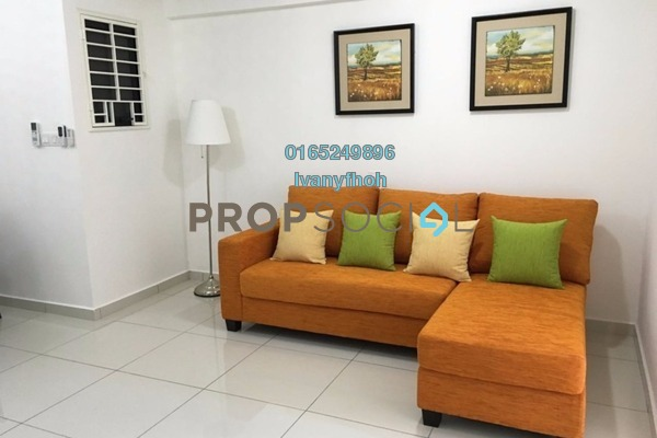 For Rent Condominium at Avenue D'Vogue, Petaling Jaya Leasehold Fully Furnished 2R/2B 2.5k