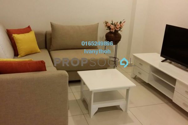 For Rent Condominium at Avenue D'Vogue, Petaling Jaya Leasehold Fully Furnished 1R/1B 2.5k