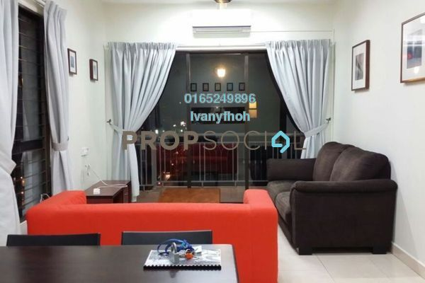 For Rent Condominium at Casa Indah 1, Tropicana Leasehold Fully Furnished 2R/2B 2.2k