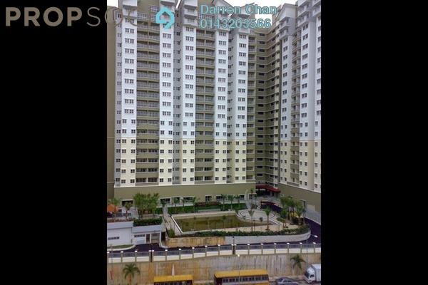 For Rent Condominium at Widuri Impian, Desa Petaling Leasehold Semi Furnished 3R/2B 1.35k