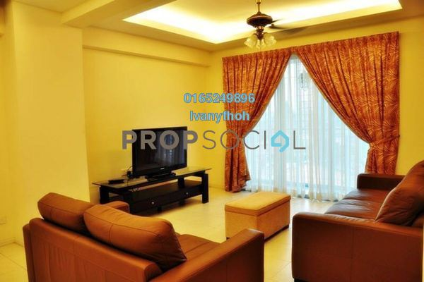 For Rent Condominium at Casa Indah 2, Tropicana Leasehold Fully Furnished 3R/3B 2.6k