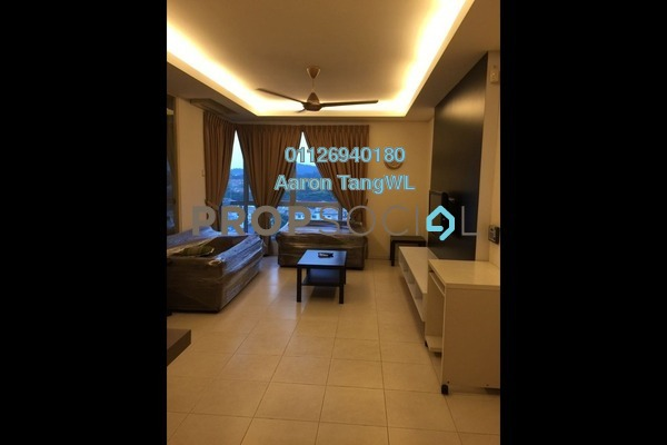 For Sale Condominium at Casa Indah 2, Tropicana Leasehold Fully Furnished 3R/2B 690k