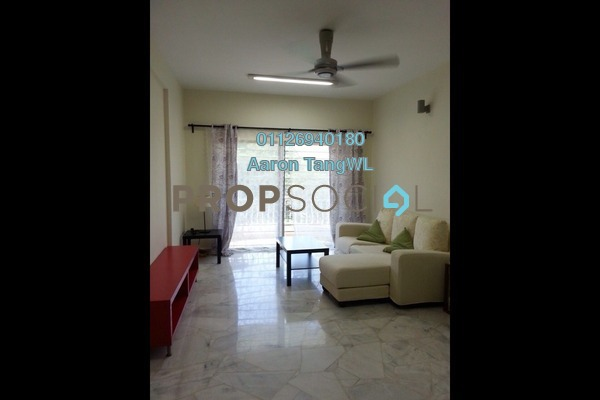 For Sale Condominium at Menara Sri Damansara, Bandar Sri Damansara Freehold Fully Furnished 3R/2B 520k