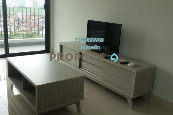 For Rent Condominium at Dex @ Kiara East, Jalan Ipoh Leasehold Fully Furnished 3R/2B 2.3k