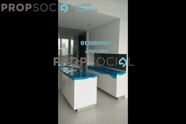 For Rent Condominium at The Capers, Sentul Freehold Fully Furnished 3R/3B 3.5k
