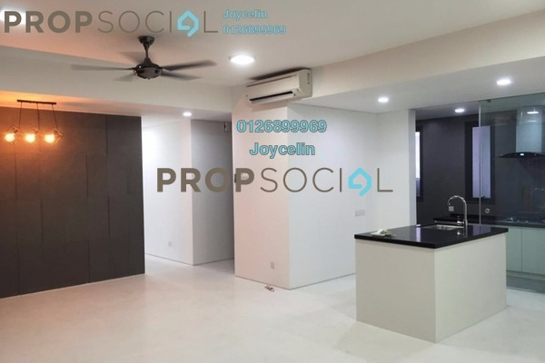 For Sale Condominium at The Capers, Sentul Freehold Semi Furnished 3R/3B 1.15m