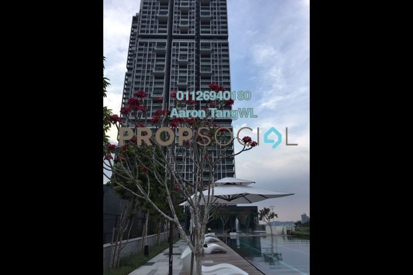 For Sale Condominium at One Central Park, Desa ParkCity Freehold Semi Furnished 2R/2B 1.28m