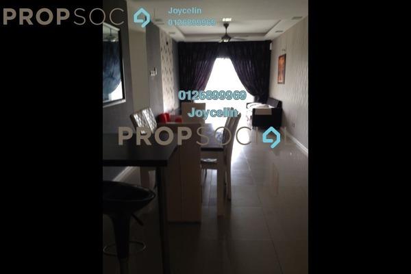 For Rent Condominium at Casa Idaman, Jalan Ipoh Leasehold Fully Furnished 3R/2B 1.7k