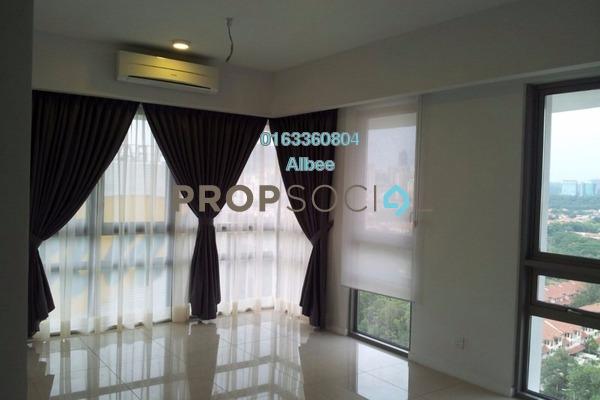 For Rent Condominium at Cascades, Kota Damansara Leasehold Semi Furnished 2R/2B 2.4k