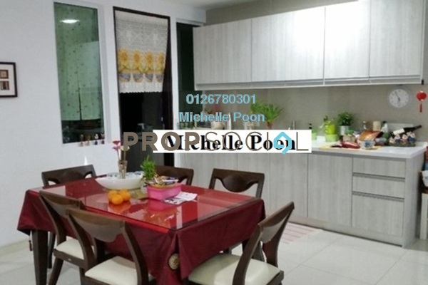 For Rent Condominium at Seringin Residences, Kuchai Lama Freehold Fully Furnished 4R/3B 3.5k