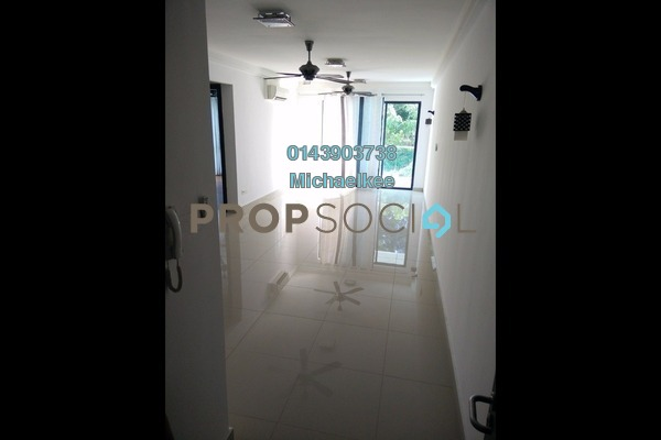 For Sale Condominium at Gardenview Residence, Cyberjaya Freehold Semi Furnished 3R/2B 570k