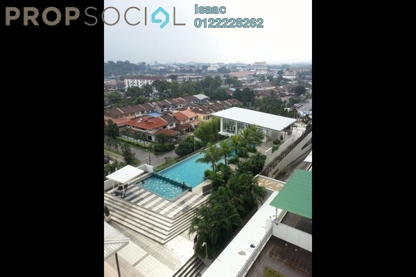 For Rent Condominium at Pearl Avenue, Kajang Freehold Fully Furnished 3R/2B 1.7k