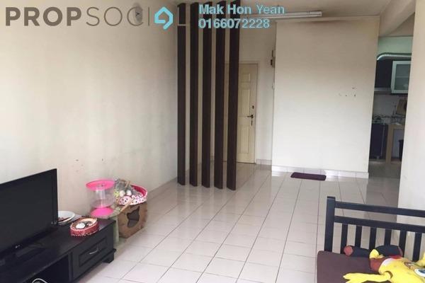For Sale Condominium at Casa Puteri, Bandar Puteri Puchong Freehold Semi Furnished 3R/2B 499k