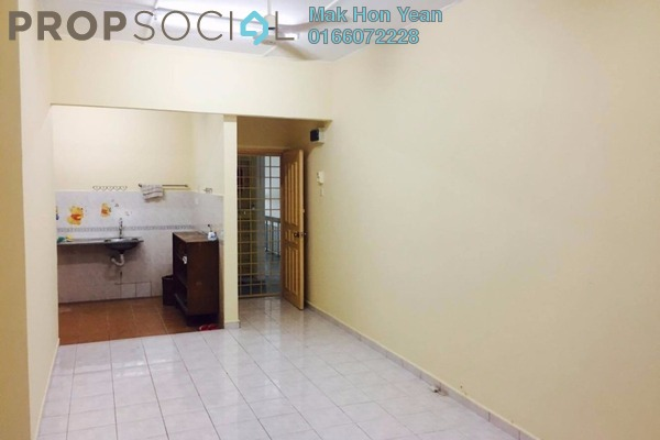 For Sale Apartment at Sri Alpinia, Bandar Puteri Puchong Freehold Semi Furnished 3R/2B 285k